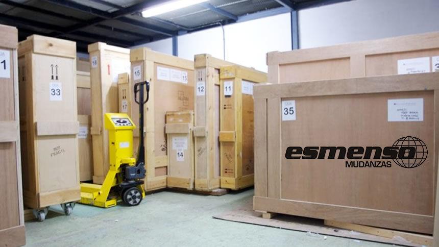 Fabricación propia de cajas de madera ESMENSO
