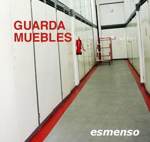 Guardemuebles en Las Palmas de Gran Canaria ESMENSO