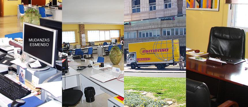 Transporte importaci n y exportaci n de mudanza nacionales for Mudanzas de oficinas