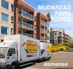 Mudanzas en Las Palmas de Gran Canaria ESMENSO