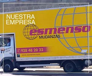 Nuestra empresa de mudanzas ESMENSO