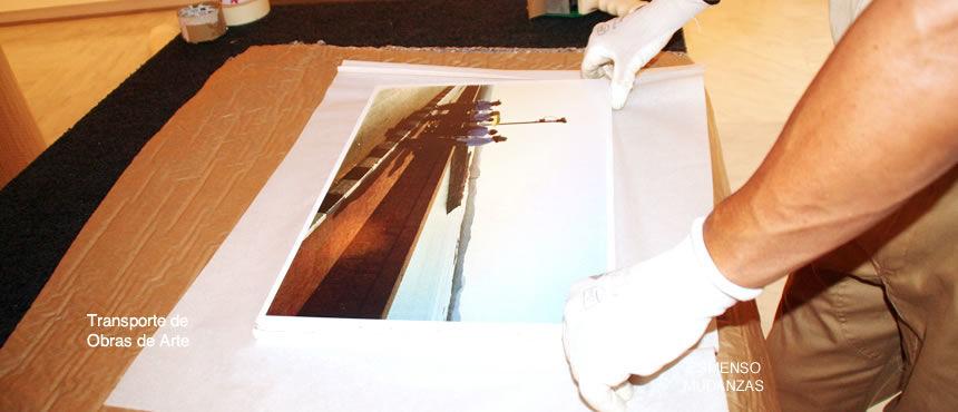 Transporte Obras de Arte ESMENSO