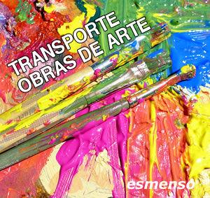 Transporte de Obras de Arte en Las Palmas de Gran Canaria con ESMENSO